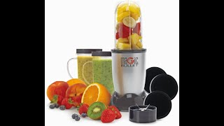 Magic Bullet Mini Blender - Tip On How To Use Without Wearing It Out Too Quickly!