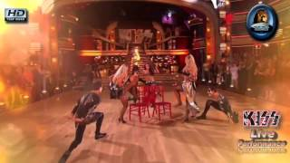 KISS - Rock & Roll All Nite (Live In Dancing with the Stars U.S.)