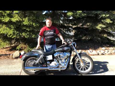 2005 Harley-Davidson FXD/FXDI Dyna Super Glide® in Muskego, Wisconsin - Video 1