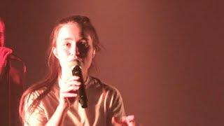 Sigrid - In Vain/Schedules/Plot Twist, Melkweg 28-11-2018
