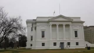Virginia Capitol Grounds 1/16/17