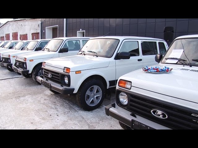 Ключи от новых автомобилей получили учреждения здравоохранения Приангарья