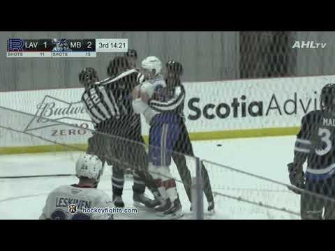 Johnathan Kovacevic vs. Brandon Baddock