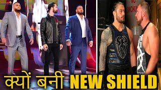 Why The New Shield Reformed - Seth Rollins & AOP   The Shield, Roman Reigns, Dean Ambrose  