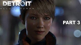 Detroit: Become Human (Прохождение на стриме) | ТОП РУИНЕР #3