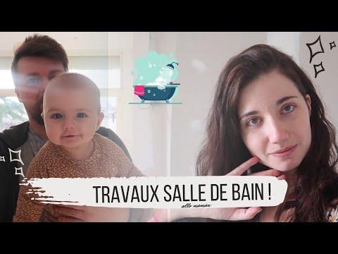 ILS AVANCENT LA SALLE DE BAIN - VLOG