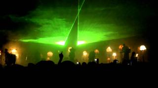 Fever Ray - Triangle Walks - Live at Berlin Festival 2010