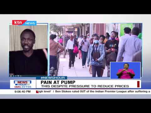 """The taxes of fuel in Kenya are really high"", Economist Kwame Owino on fuel prices and its impact"