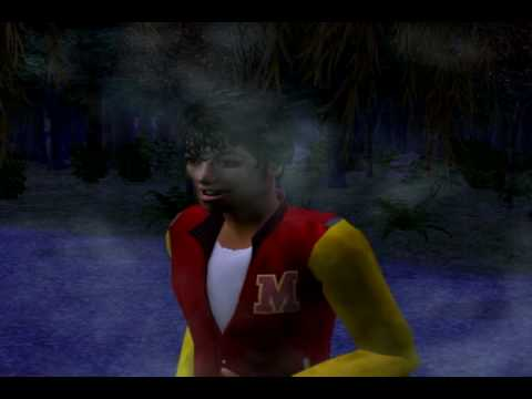 Michael Jackson's Sims 2 Thriller 2.0 Preview