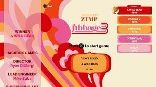 Jack Box Party Pack 4 (Fibbage 3)
