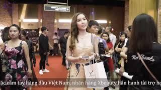 Ra mắt nước hoa XBeauty cùng dàn sao Việt