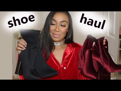 Huge Fall Shoe Haul | Urbanog.com & Public Desire 2017
