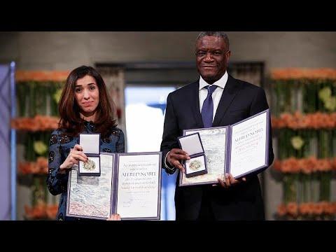 Νάντια Μουράντ-Ντένις Μουκουέγκε: Βάλτε τέλος στην ατιμωρησία…