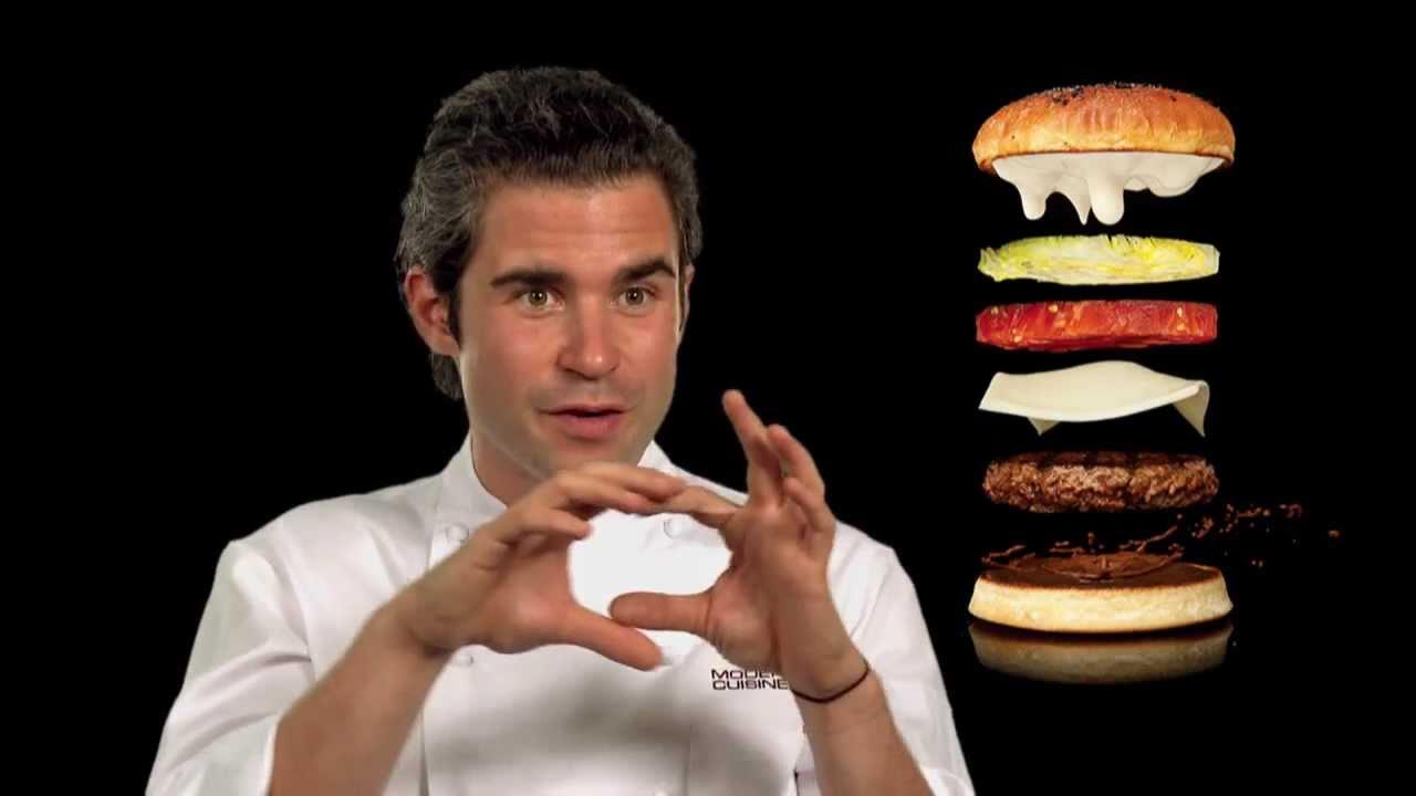 The Most Perfect Hamburger Makes My Mouth Orgasm