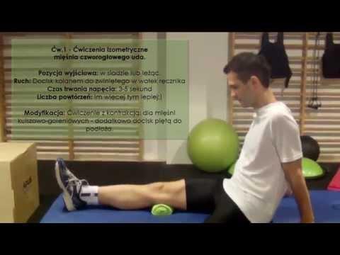 Wzmocnienie mięśni kręgosłupa w domu