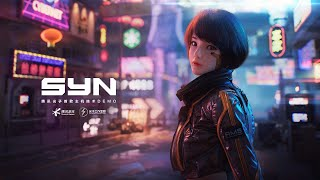 Code : SYN - Demo Trailer Technical - New FPS Games 2021 Cyberpunk Style - PC/Console