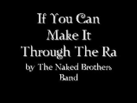Final, lyrics for naked brothers band