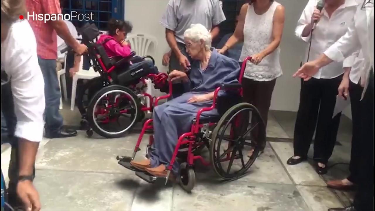 Repsol apoya programa de donación de sillas de rueda en Venezuela