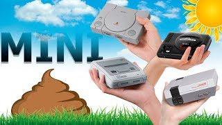 MINI ПЕРЕДОЗ!!! PlayStation Classic ИЛИ КАК УБИТЬ ЛЕГЕНДУ