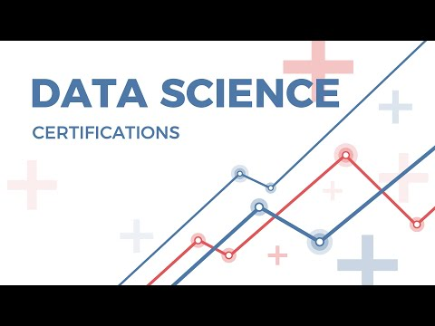 Data Science Career Certifications - YouTube