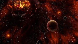 Далекие миры за пределами солнечной системы ,  путешествие в глубины космоса