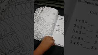 Look Inside Multiplication Math Journal By Leslie Monroe