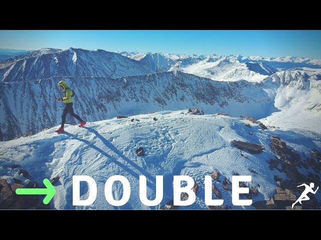 14,000' Mountain Running +