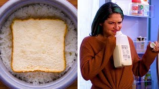 Don't Nix Your Food, Fix it! | Food Hacks and Tips by Blossom