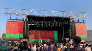 Preoccupations   Live At Desert Daze, Moon Stage 10142018 [clip]