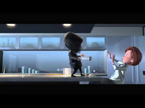 Disney/Pixar's The Incredibles: