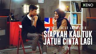 Siapkah Kau 'Tuk Jatuh Cinta Lagi - HIVI! (Cover by Syada Amzah ft. Adzrin) #CadaSings