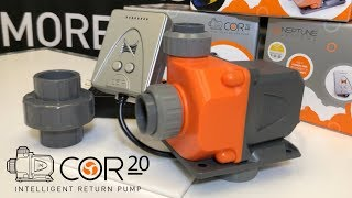 Introducing the COR-20 Return Pump from Neptune Systems