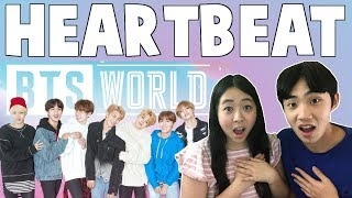 Couple Reacts To: BTS Heartbeat Bts World Ost MV Reaction