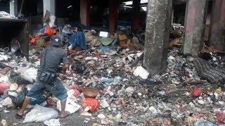 TPS Resmi Terlalu Jauh, Warga Buang Sampah di Kolong Tol Sungai Bambu