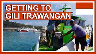 Gili Trawangan   How to Get to Gili Islands from Bali - a Video Guide