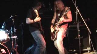 ART OF DYING - STRAIGHT ACROSS MY MIND LIVE @ THE MONTREAL HOUSE
