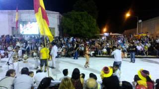 preview picture of video 'Batucada, Comparsa Fantasia - Gral Pinedo'