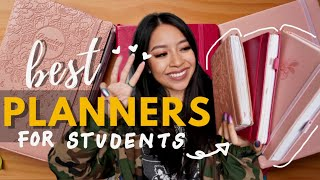 Best 3 Academic Planners For Students (Savvy Bee, Wordsworth, & Passion Planner)