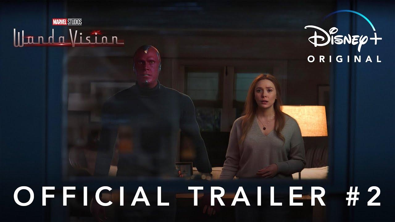 WandaVision | Novo trailer e pôsteres exclusivos