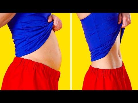 Perdere il taglio del grasso corporeo