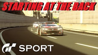 GT Sport Daily Race C From The Back