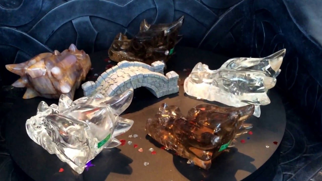 Enchanted and finest Dragons from Leandro de Souza.. Waiting on their first guardians