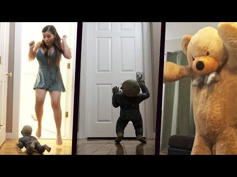 TOP HUSBAND VS WIFE ULTIMATE FUNNY PRANKS OF 2018