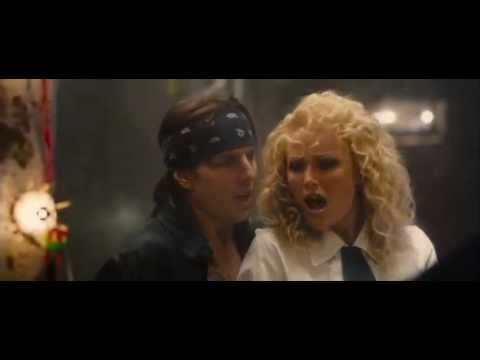 TOM CRUISE and MALIN AKERMAN i want to know what love is(ROCK OF AGES)