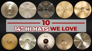 """10 14"""" Hi Hats Compared - Which Are Best For You?"""