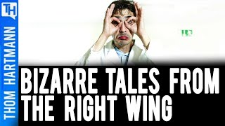 Incels, Turtle Love & More Bizarre Tales Of the Right-Wing