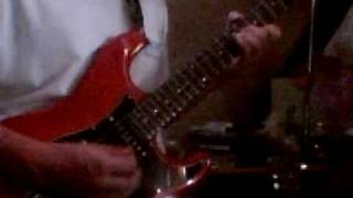 "Guitar Jam on ""Born to run"" ( Marillion )"