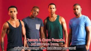 JLS- Gotta try it (Traduzione italiana)