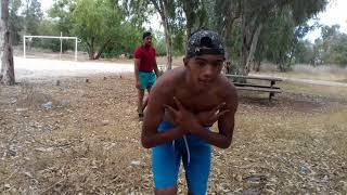 karate tube hamza . Ayoub