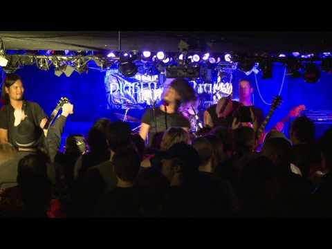 "Diablo Royale Performing ""Remedy"" @ Gotham Rocks In New York City - 3 Part Guitar Harmony & Solo"